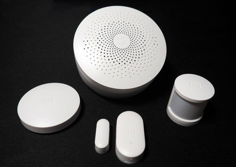 Xiaomi Smart Home Suite набор