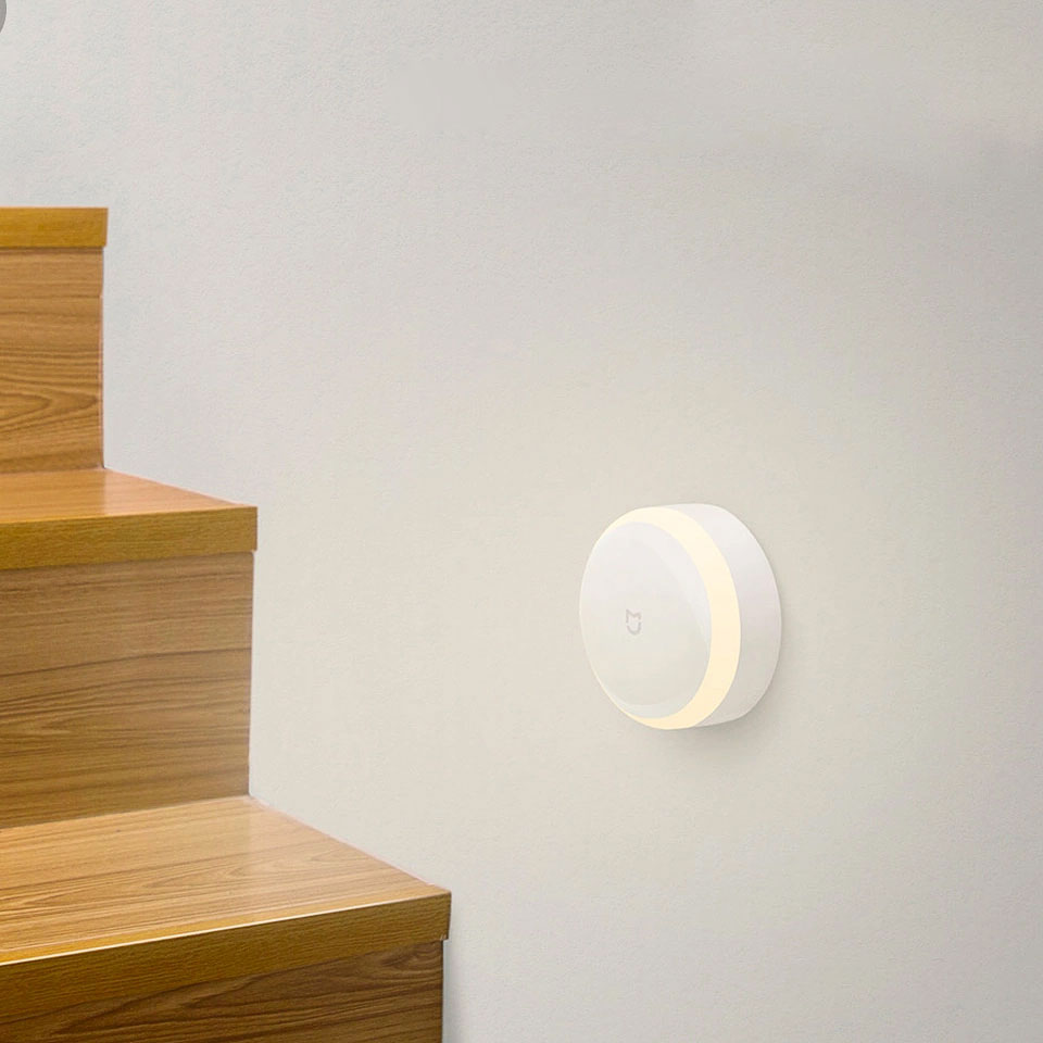 Xiaomi Mi Night Lamp крепление на стену