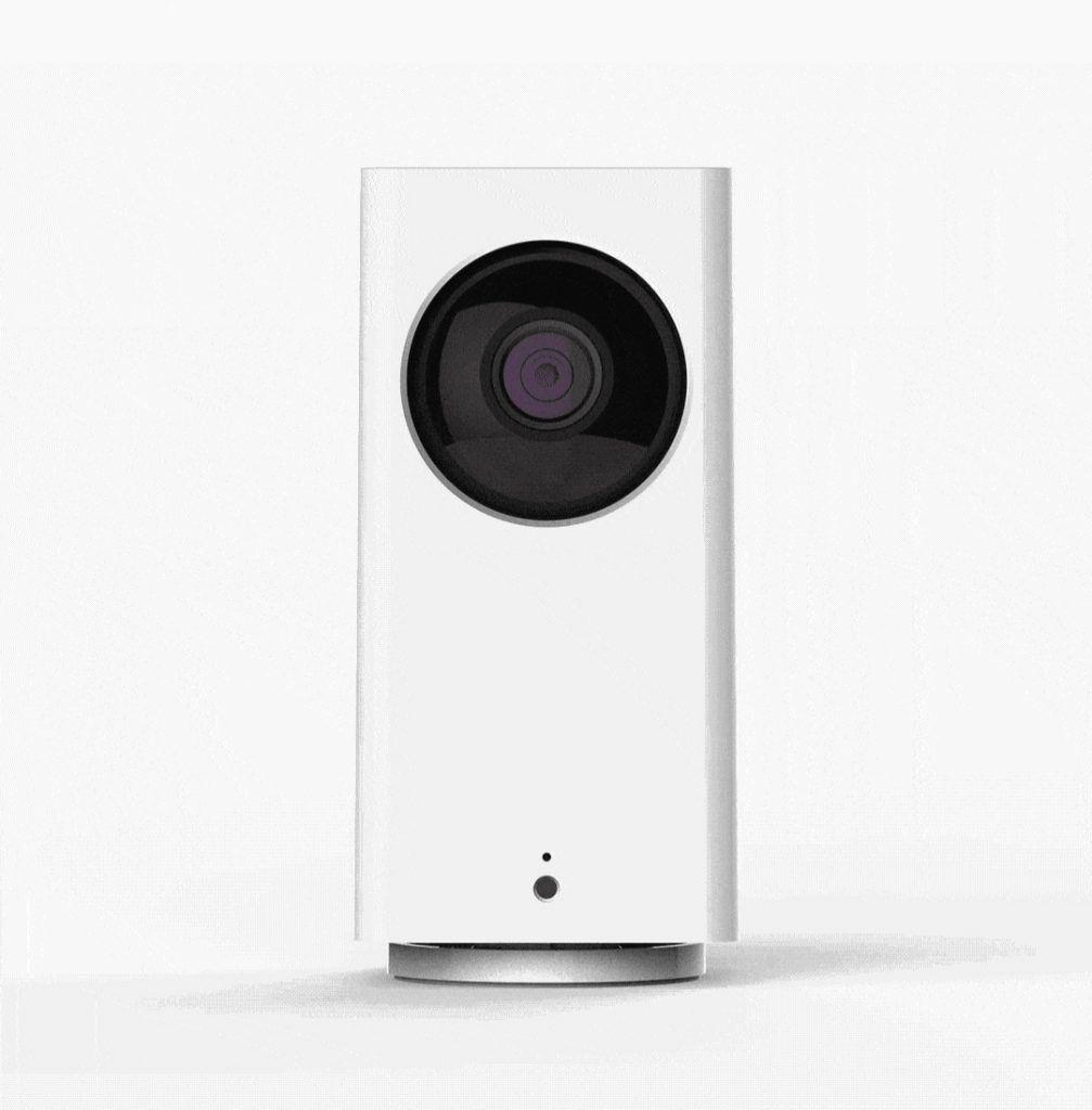 Xiaomi домашняя камера