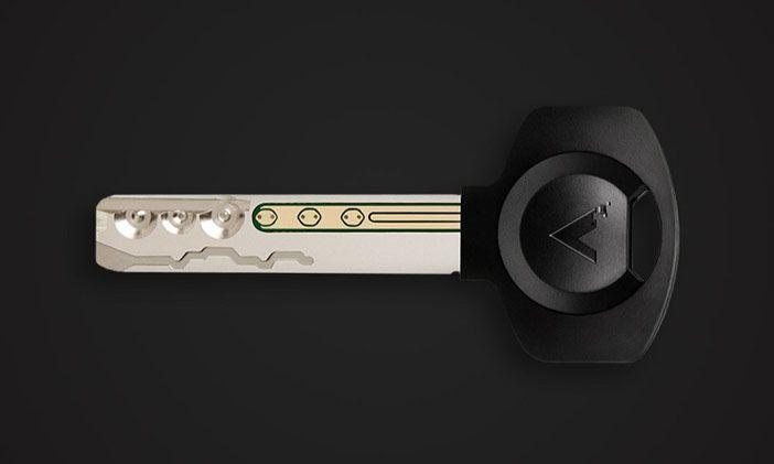 Ключ для цилиндрового замка Xiaomi
