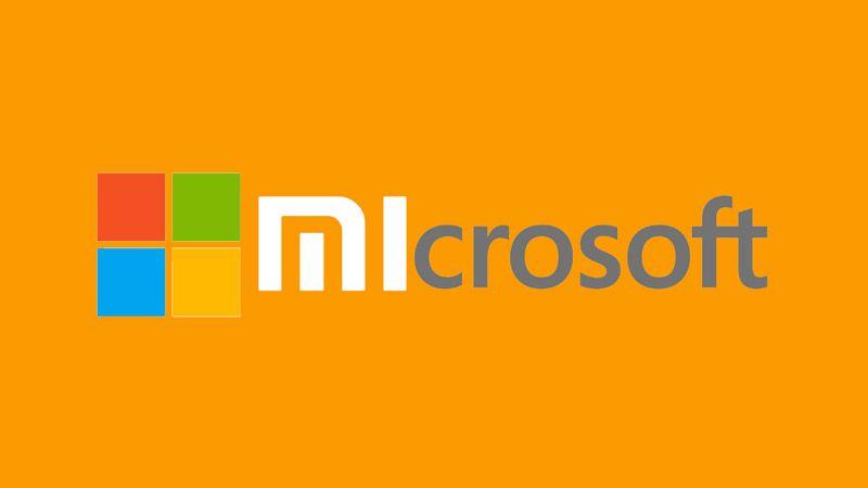 Xiaomi и Microsoft