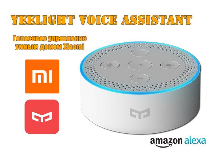 Голосовой помощник Yeelight Voice Assistant