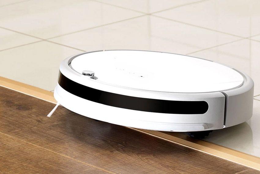 Xiaowa Robot Vacuum преодоление препятствий