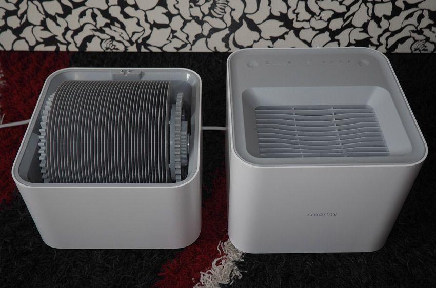 Компоненты мойки воздуха Xiaomi Air-Humidifier-2