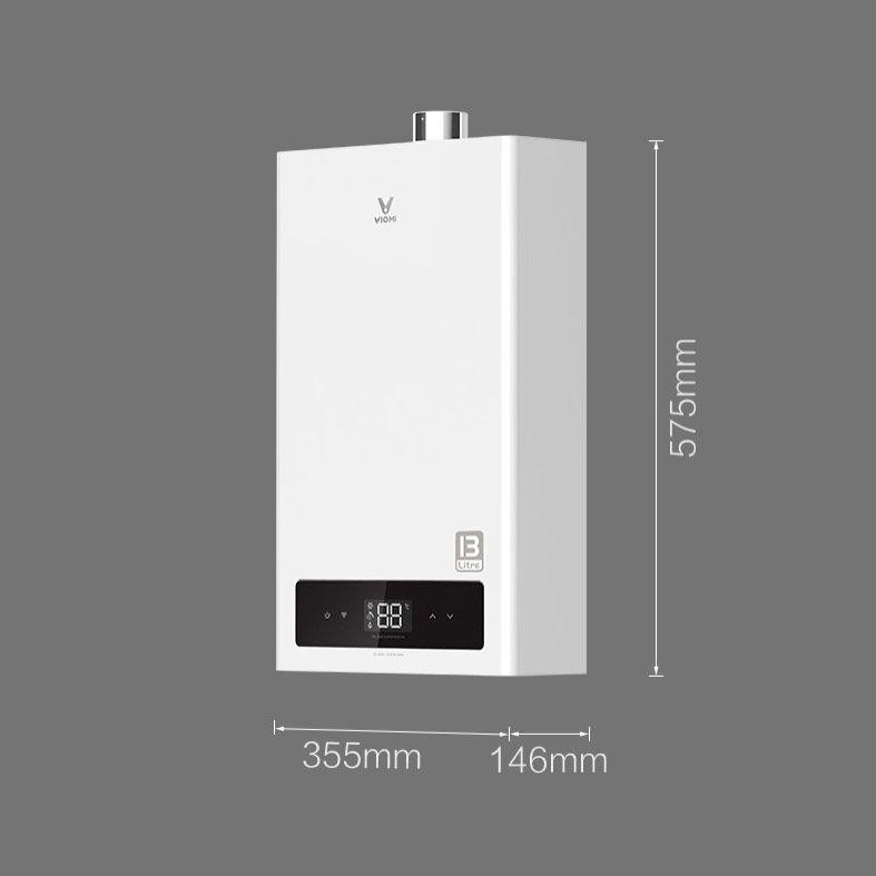 Размеры водонагревателя Viomi Xiaomi