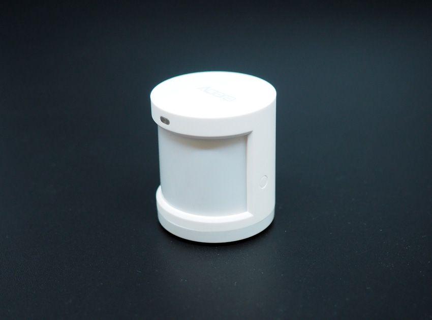 Датчик движения aqara кнопка Reset