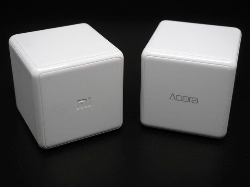 Сравнение кубиков Xiaomi и Aqara