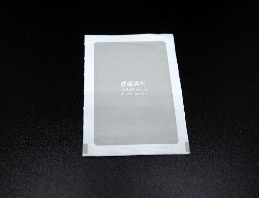 Спиртовая салфетка для установки крючков Xiaomi
