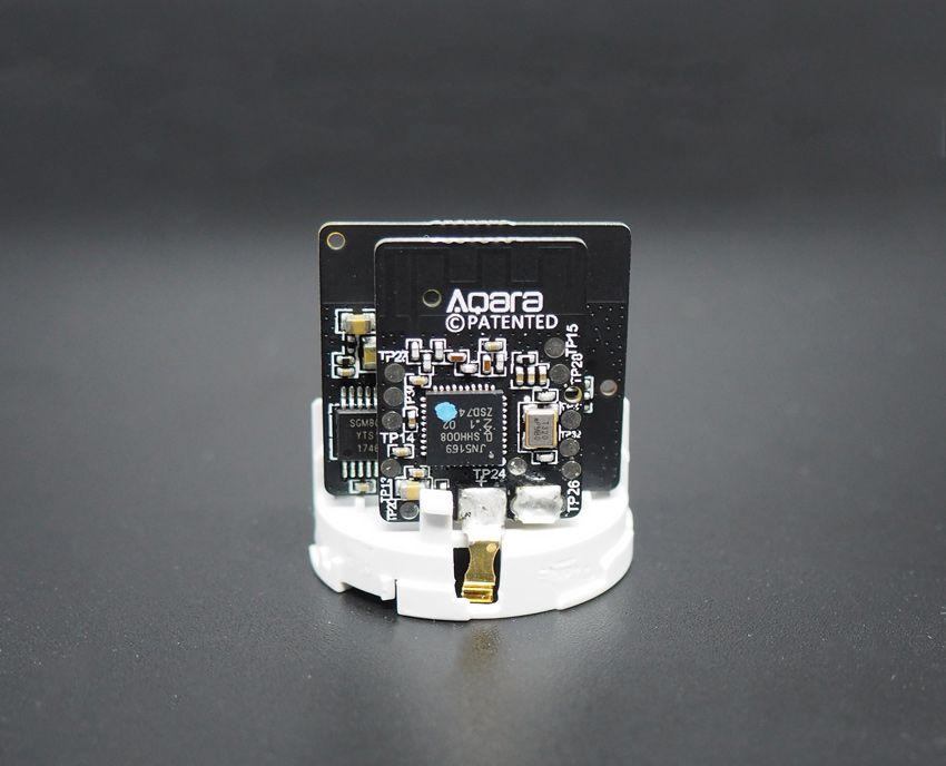 Aqara motion sensor плата