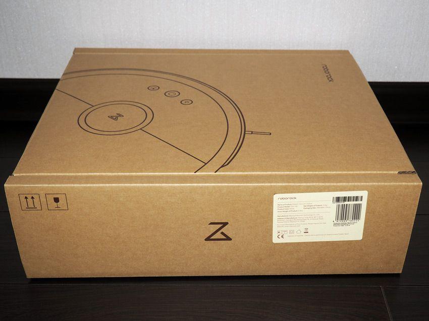 Коробка от робота пылесоса Xiaomi Roborock S50