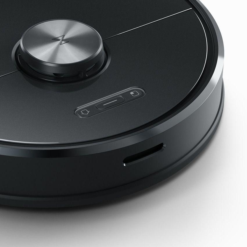 Сенсорные кнопки робота пылесоса Roborock T6