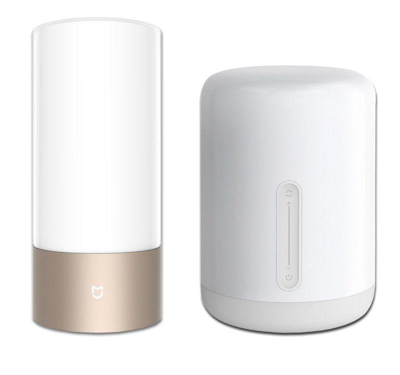 Сравнение прикроватных светильников Xiaomi