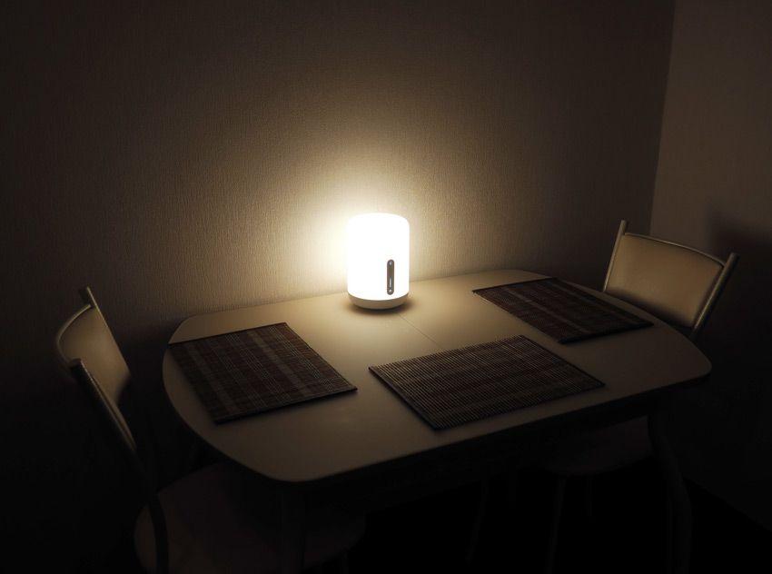 Фото умного светильника Xiaomi