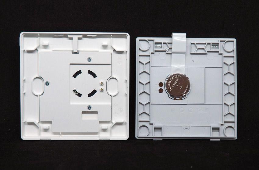 Внутреннее устройство беспроводного диммера Xiaomi