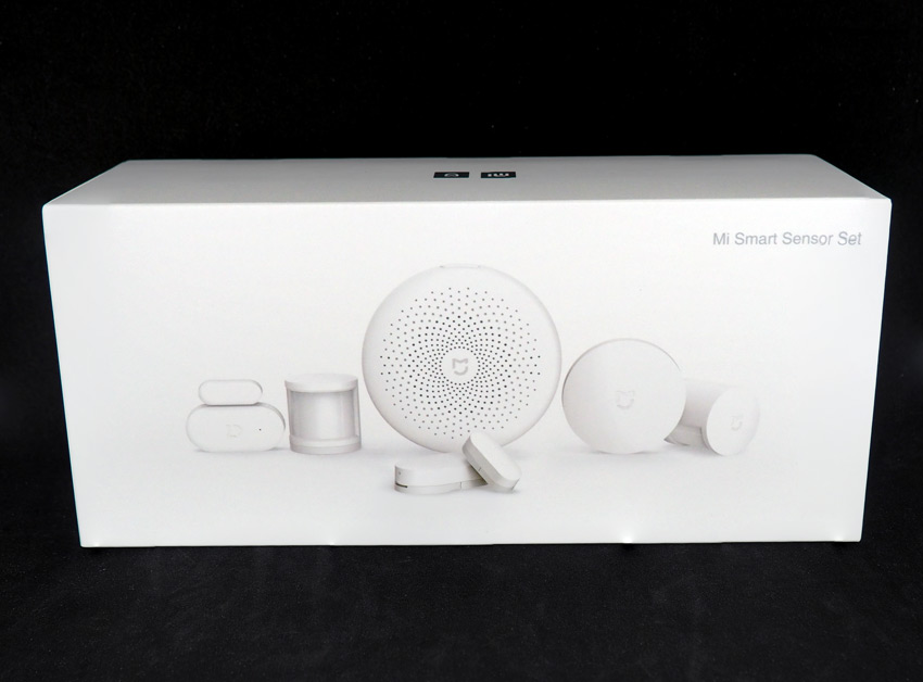 Фото глобального набора умного дома Xiaomi