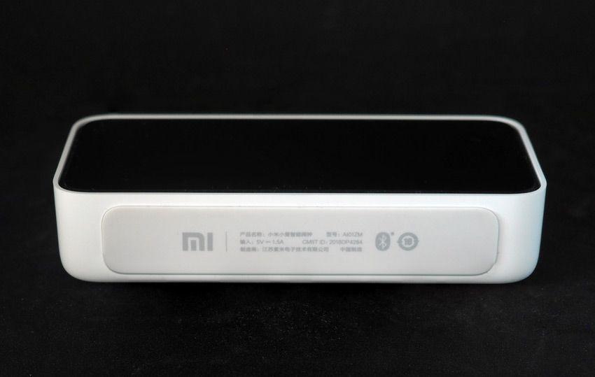 Нижняя часть будильника Xiaomi Ai