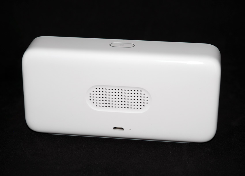 Задняя панель умного будильника Xiaomi
