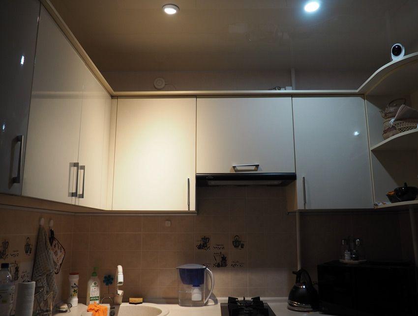 Как выглядят точечные светильники Yeelight
