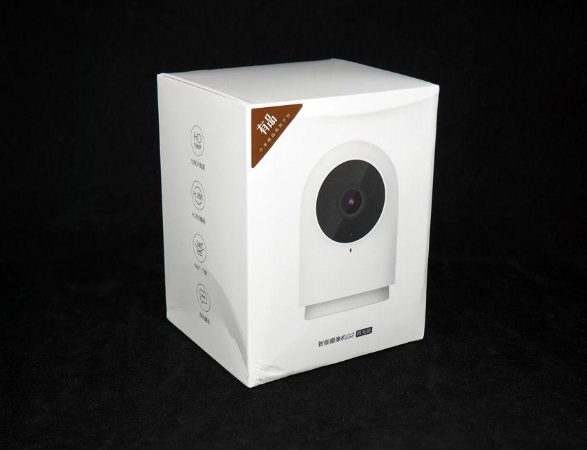 Коробка камеры Aqara G2