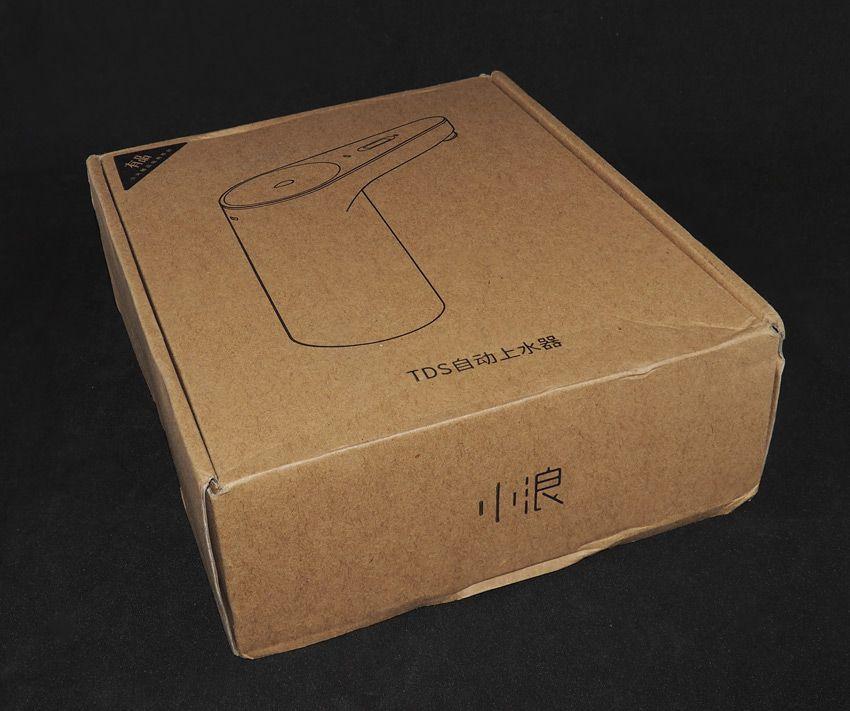 Коробка от помпы Xiaomi