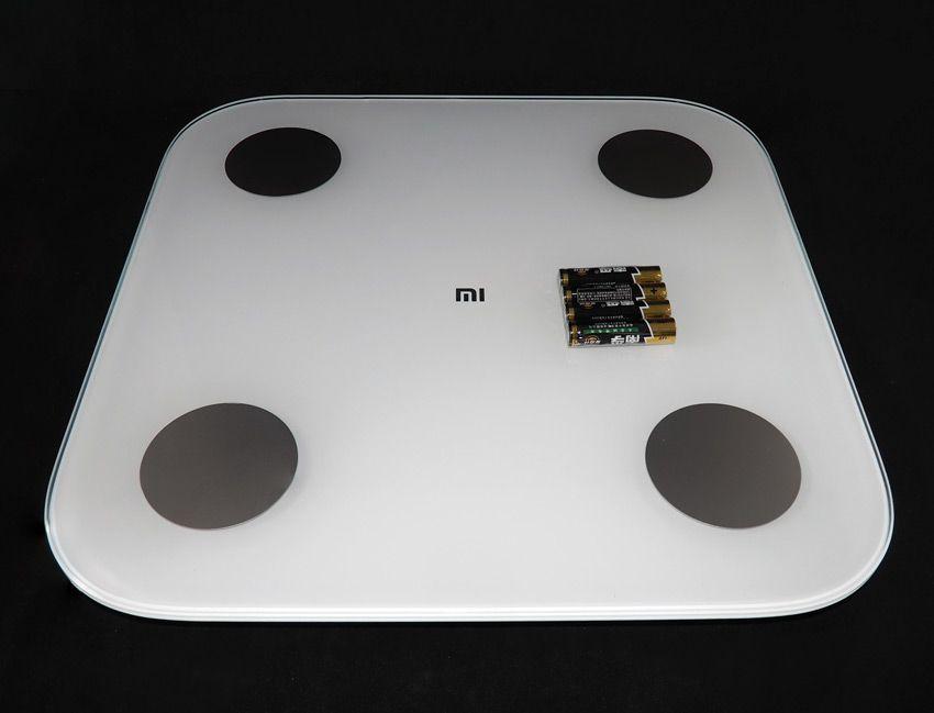 Весы Xiaomi Mi smart scale 2 изображение