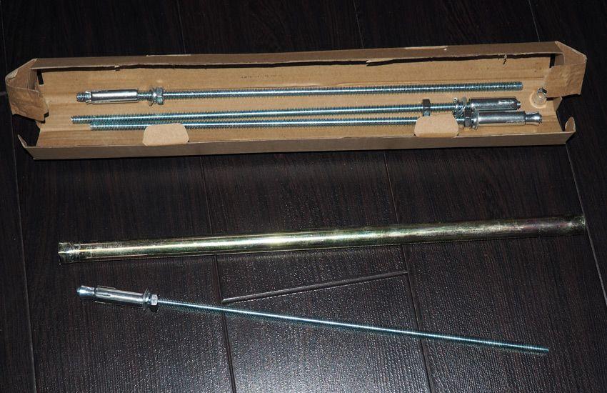 Крепежные шпильки