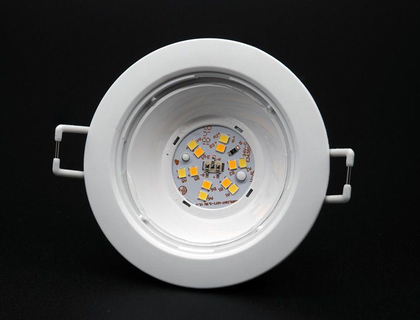 Светодиоды в светильнике