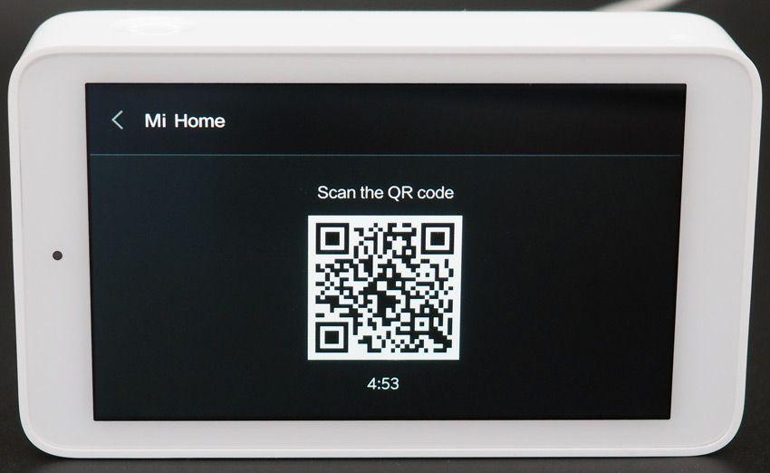 Qr-код для сопряжения