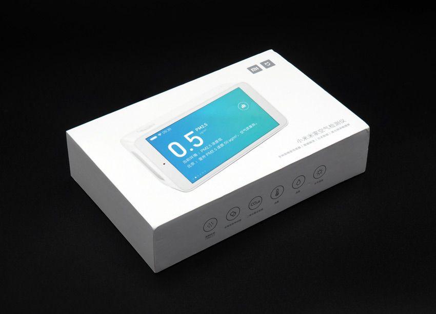 Коробка от анализатора воздуха Xiaomi