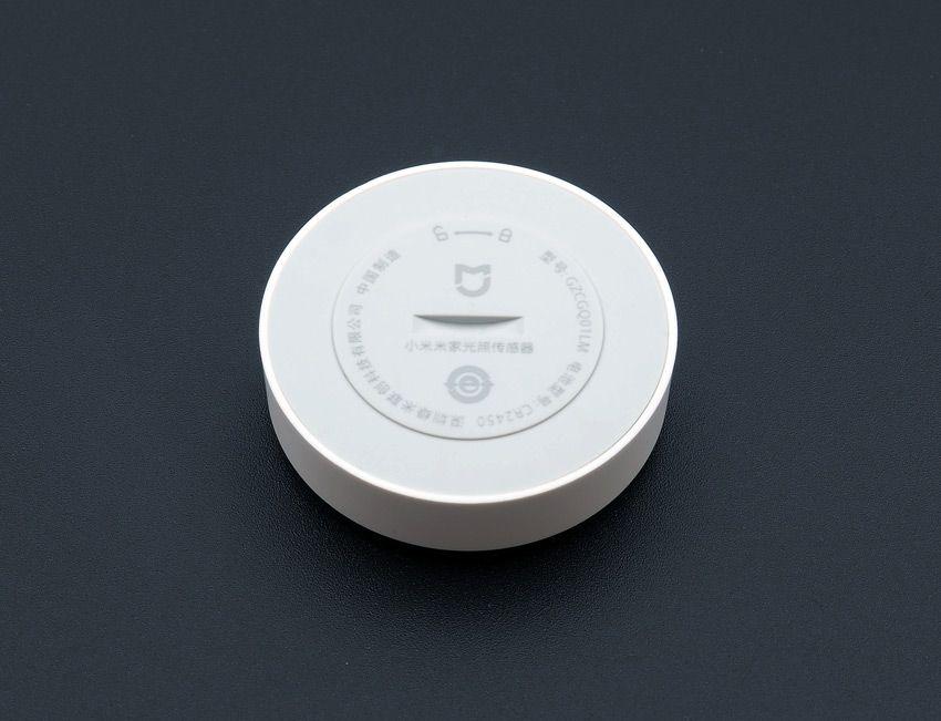 Задняя сторона Xiaomi Mijia Light Sensor