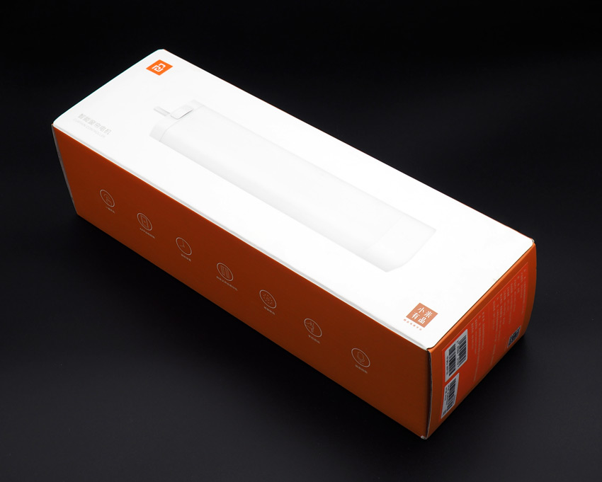 Упаковка мотора Xiaomi Youpine