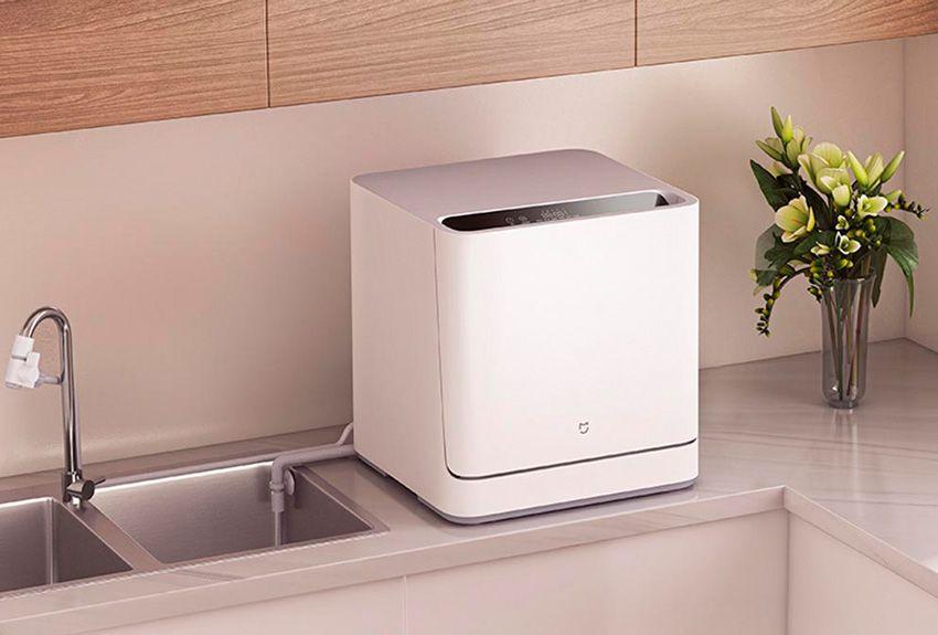 Компактная посудомоечная машина Xiaomi