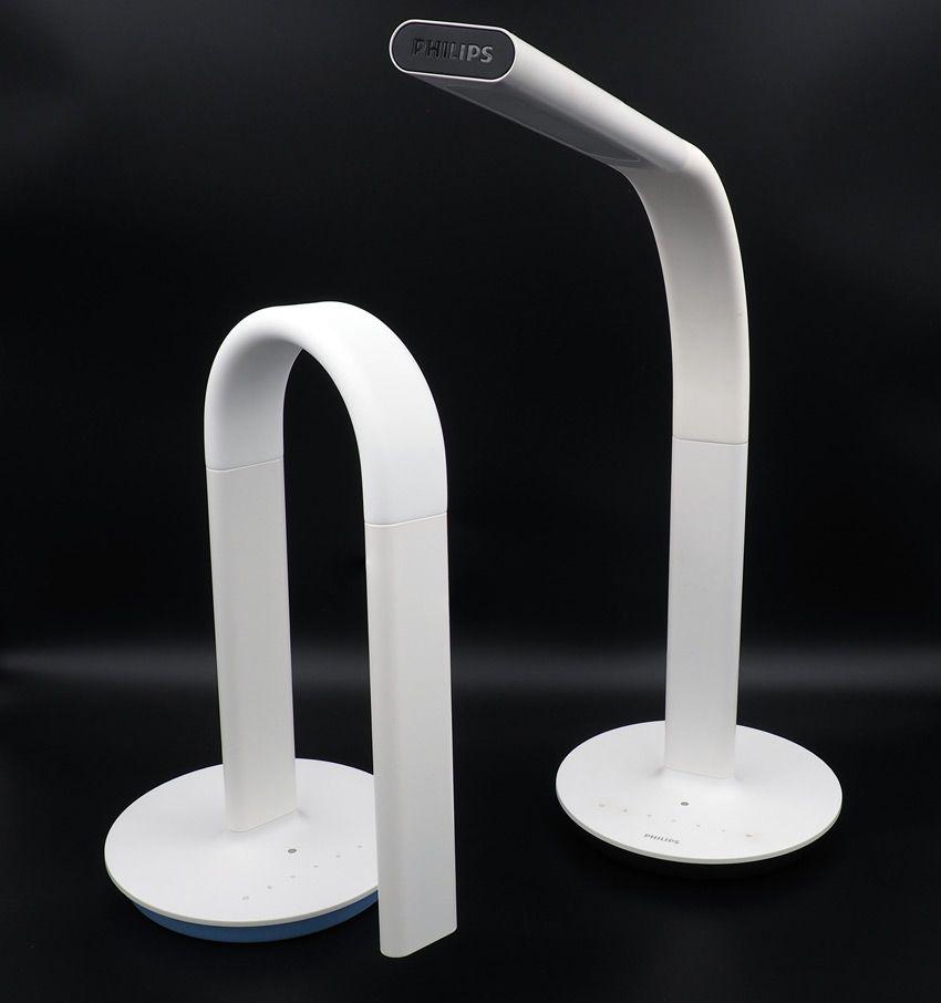 Чем отличаются настольные лампы Philips