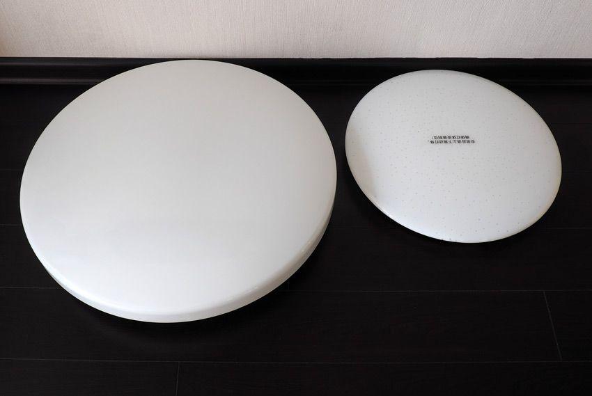Сравнение потолочных светильников Xiaomi Yeelight
