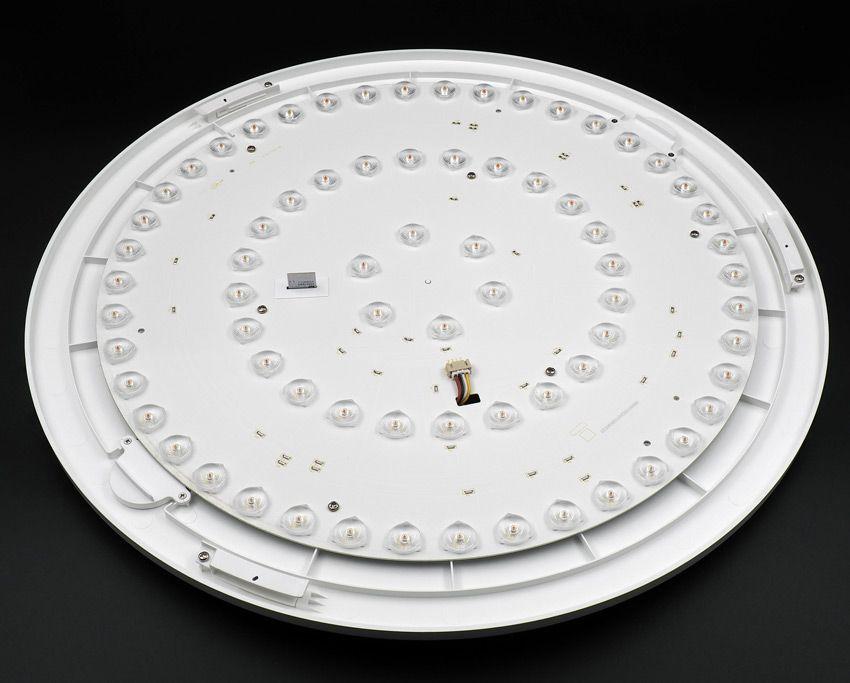 Сколько светодиодов в потолочной лампе Xiaomi
