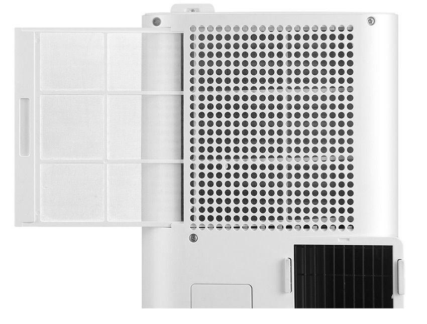 Система фильтрации воздуха с ионами серебра