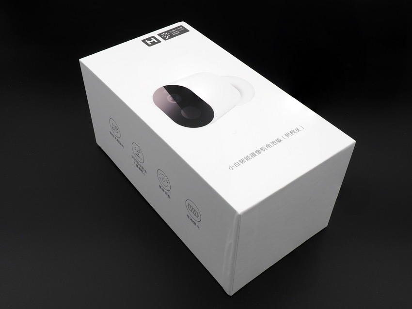 Коробка от уличной камеры Xiaomi