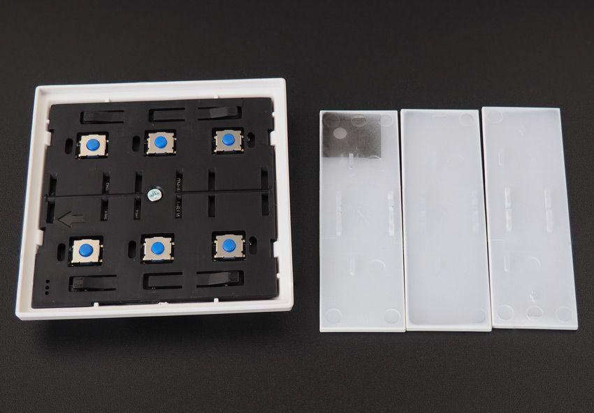 WXCJKG13LM разборка выключателя