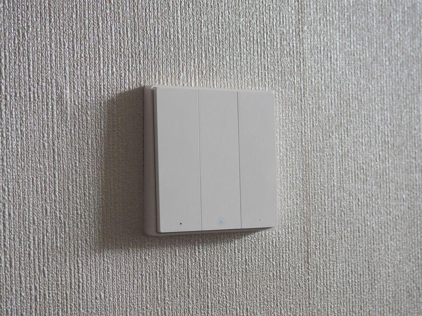 Новый выключатель Xiaomi