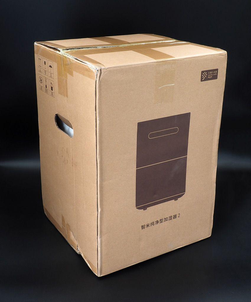 Коробка от увлажнителя