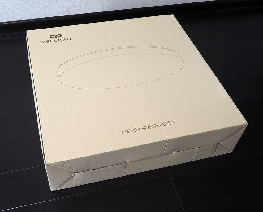 Коробка от люстры