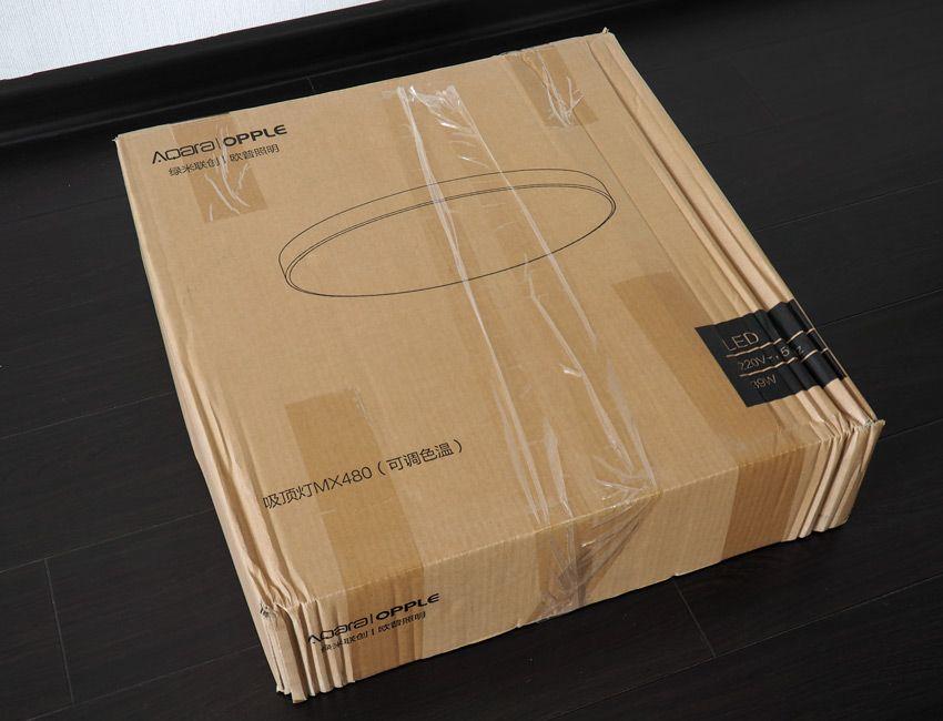 Коробка MX480