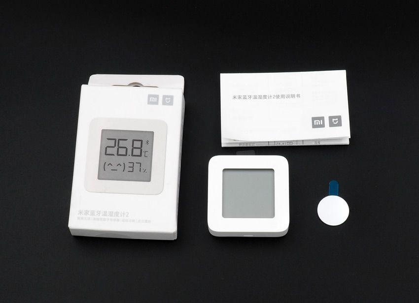LYWSD03MMC комплект