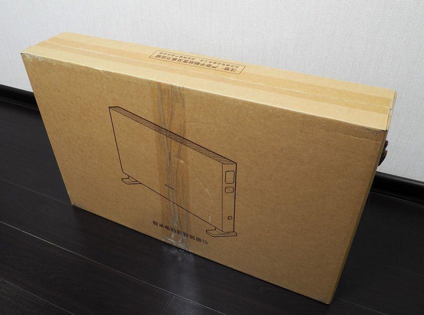 Коробка от обогревателя