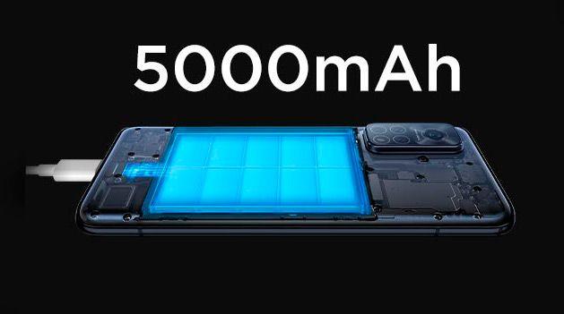 Объём аккумуляторов Xiaomi