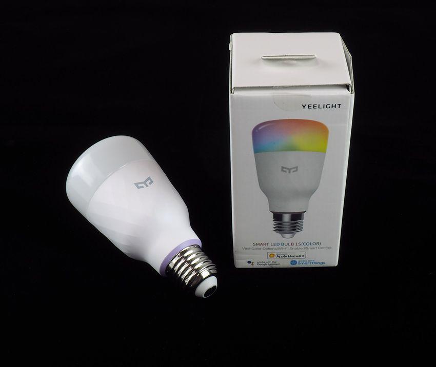Комплект поставки Умной лампы Xiaomi