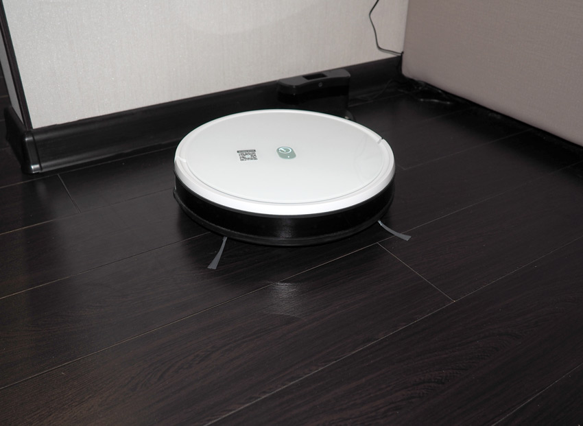 Отзыв про робот пылесос Yeedi K650