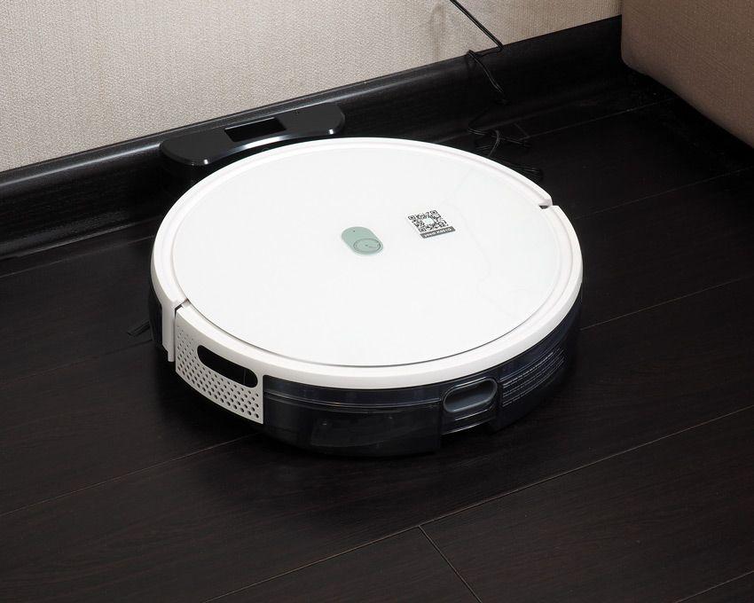 Отзыв о роботе пылесосе Yeedi K650