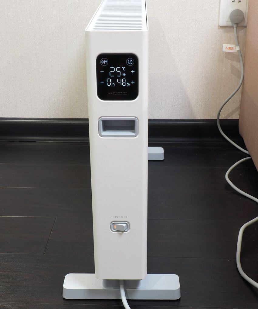Панель управления обогревателем Smartmi 1S