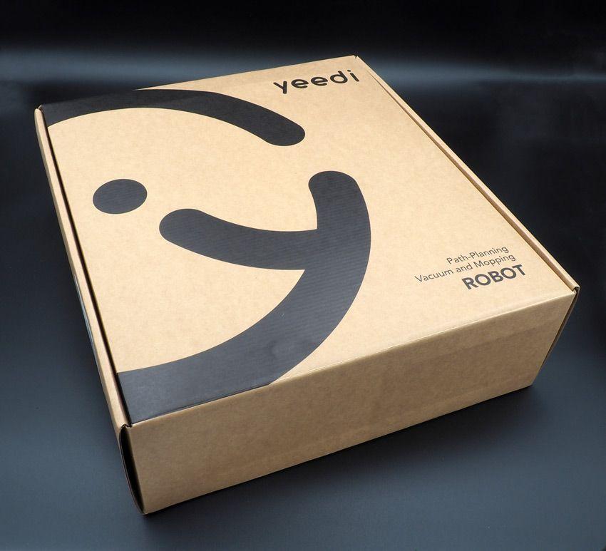 Внешний вид коробки